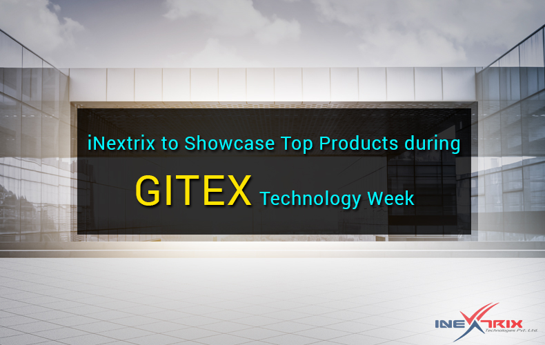 GITEX inextrix product announcement