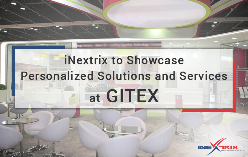 GITEX iNextrix Personalized Solutions and Services