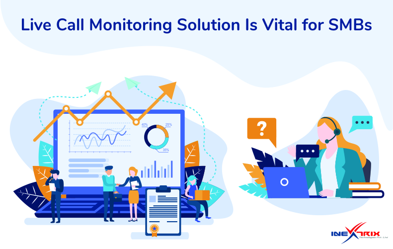 Live Call Monitoring Solution Is Vital for SMBs