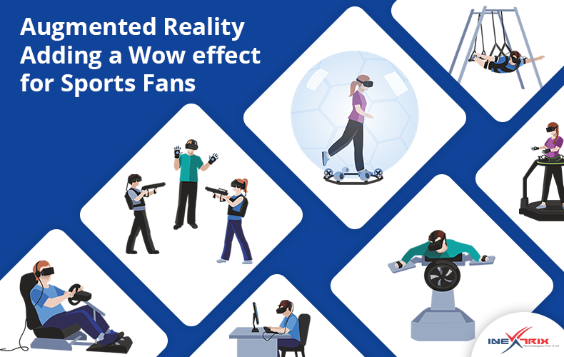 Augmented Reality Adding a Wow effect for Sports Fans