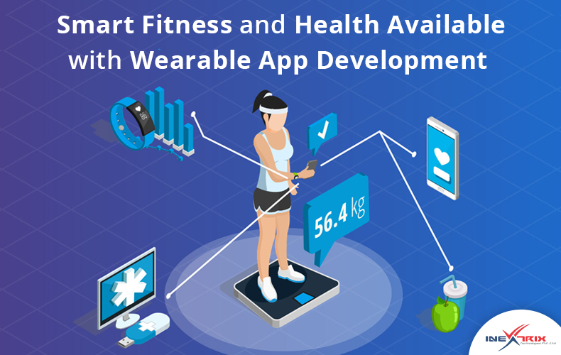 Smart Fitness and Health Available with Wearable App Development