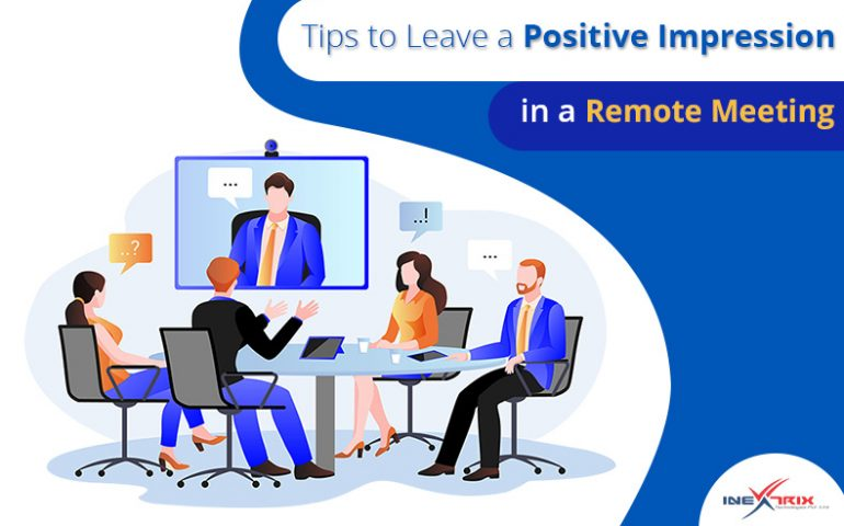 Tips-to-Leave-a-Positive-Impression-in-a-Remote-Meeting
