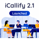 iCallify-2.1-launched